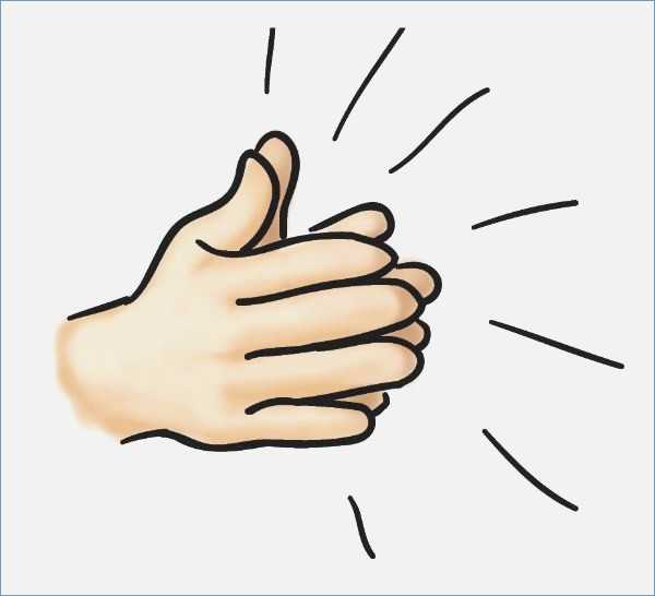 Applause clipart clap. Clapping hands animation for