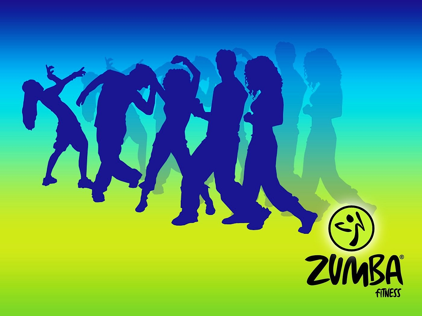 Applause clipart group. Zumba class free on