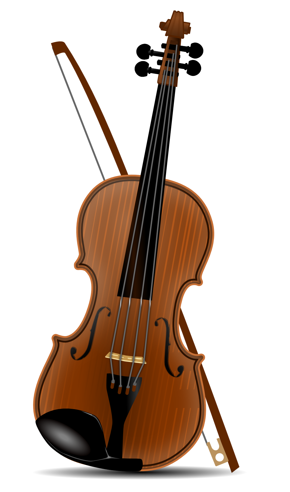 Applause clipart instrument. Download violin png hq