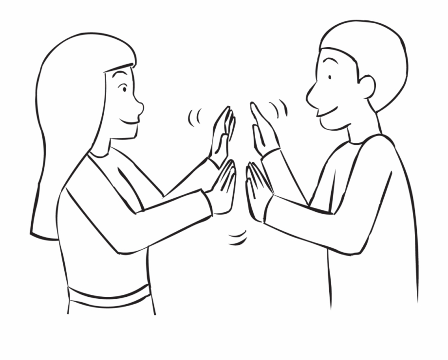 Clap trap clapping partner. Applause clipart laudable