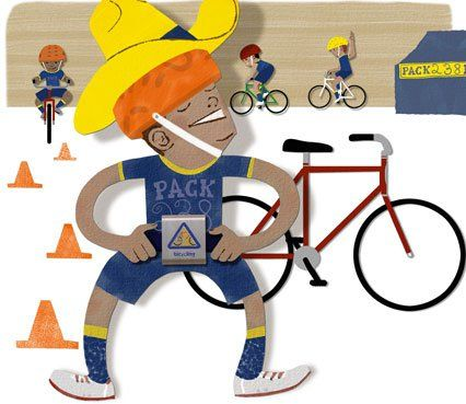 best bike rodeo. Applause clipart parade