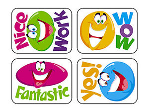 Applause clipart positive feedback.  kids reward stickers