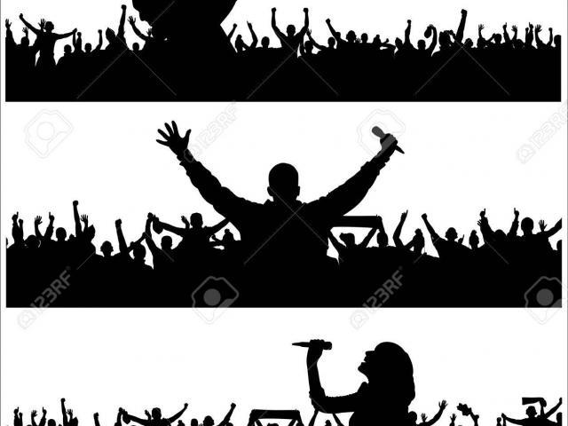 Free download clip art. Applause clipart samba music