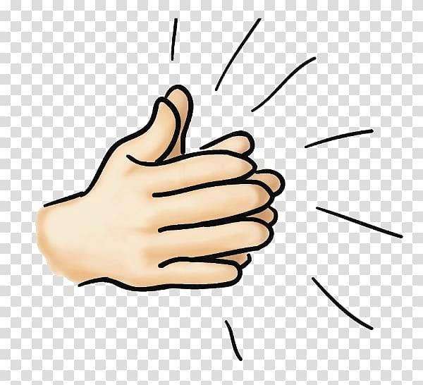 Clapping transparent background png. Applause clipart sign language
