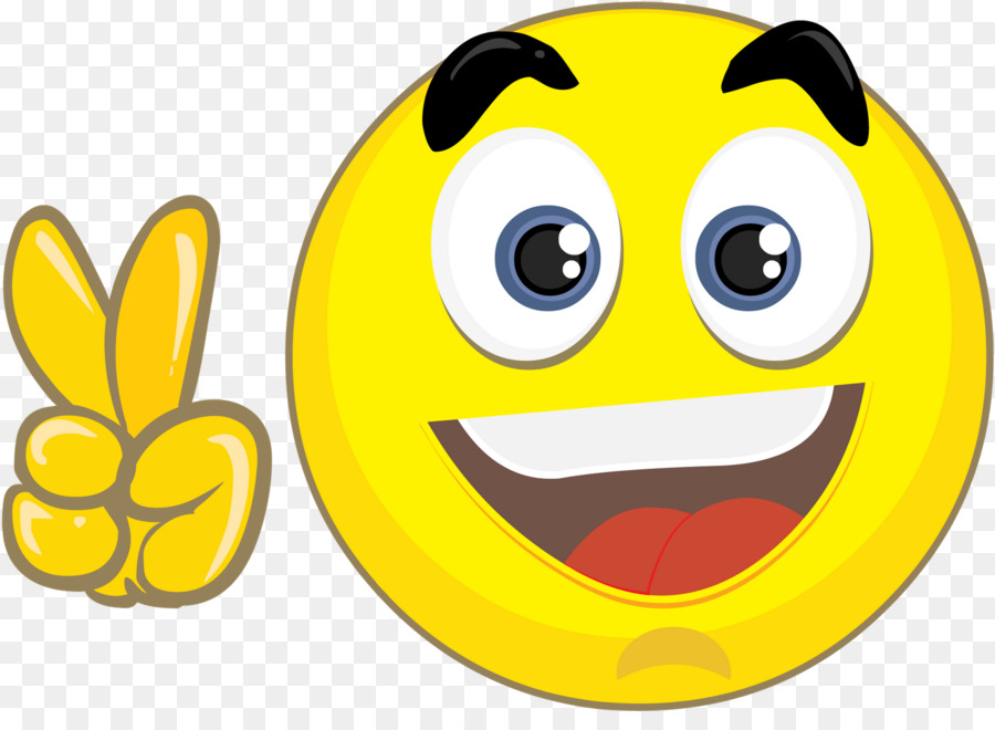 Emoticon laughter joke clip. Applause clipart smiley face