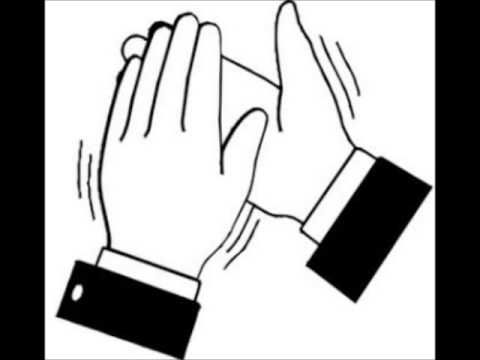 Clapping effects youtube misc. Applause clipart sound effect