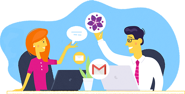 Mahalohr gmail employee . Applause clipart staff recognition