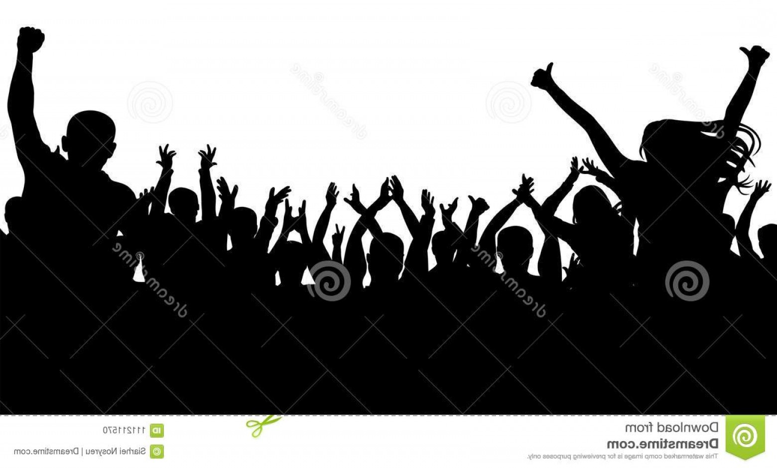 Concert free on dumielauxepices. Applause clipart street festival