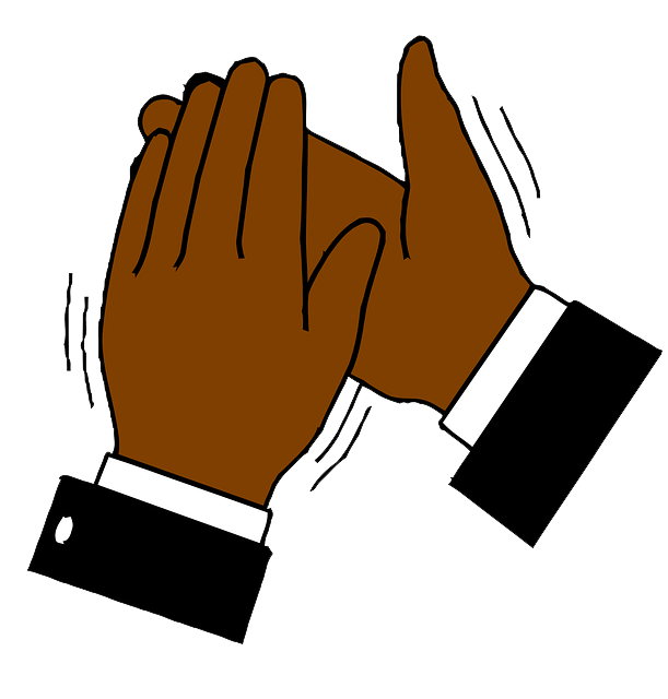 Hand clipart clapping. Applause png images transparent