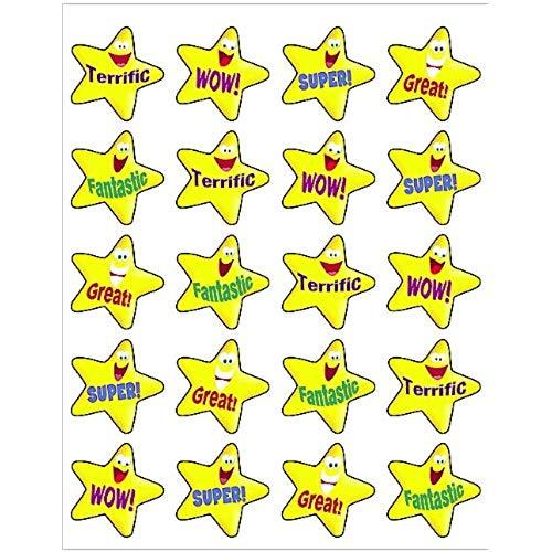 Applause clipart wonderful job. Good stickers amazon com