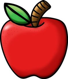 Apples clipart cartoon. Hey friends grab this
