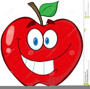Apples clipart animated. Free images at clker