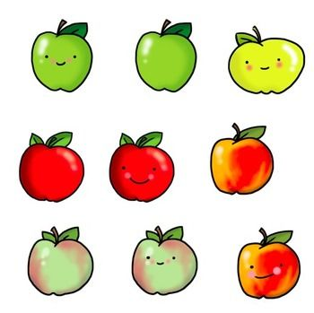 Apples clipart borders. Teacher apple border panda