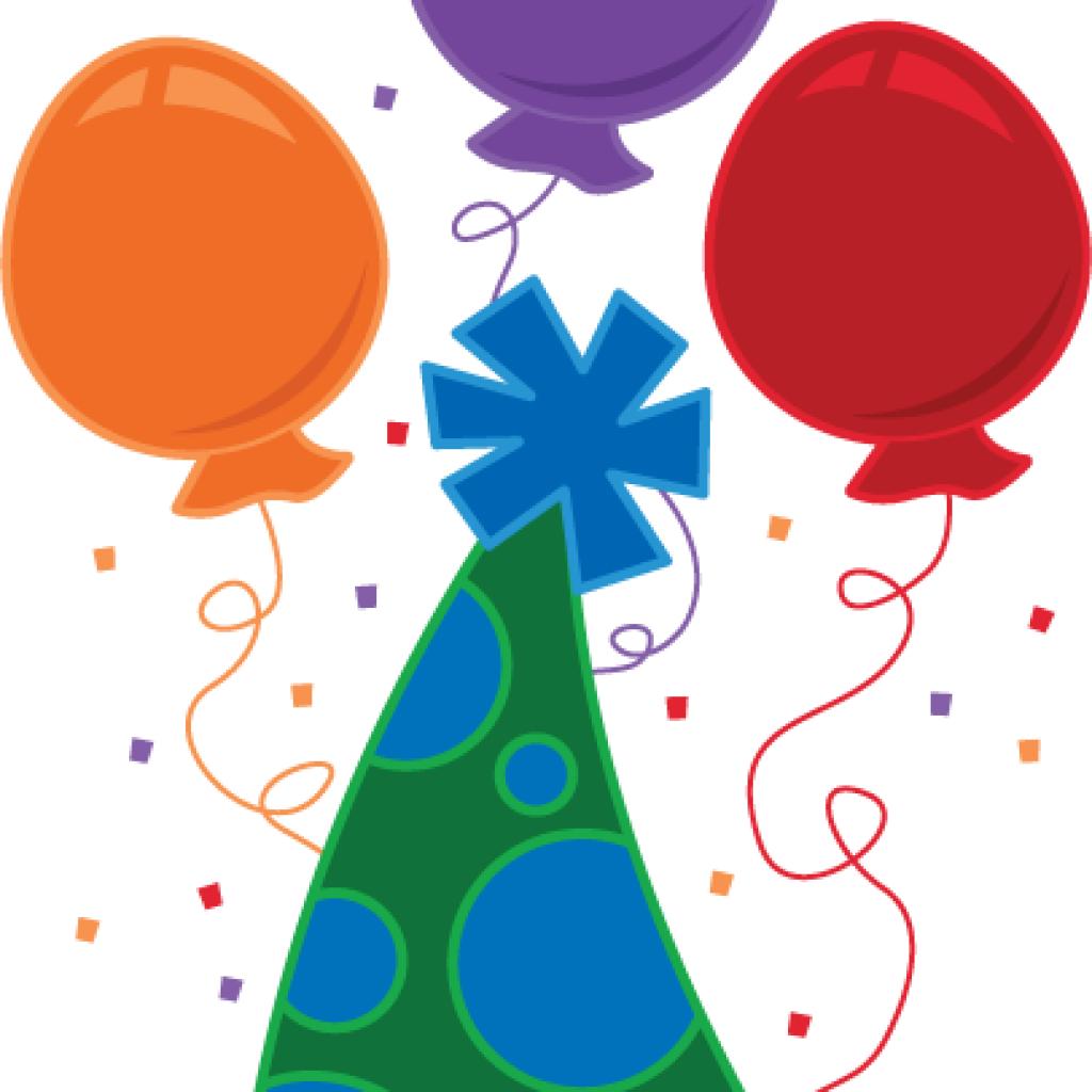 Balloons hatenylo com. Apple clipart birthday