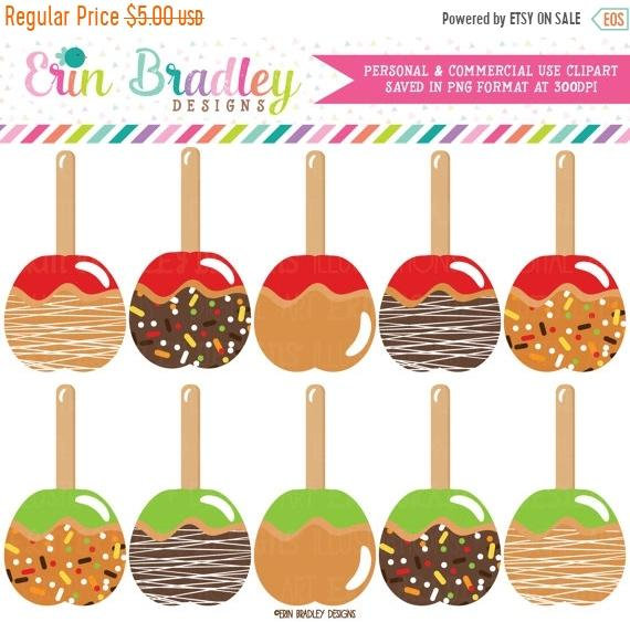 Apple clipart birthday.  off sale caramel