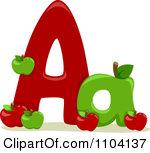Apple capital letter