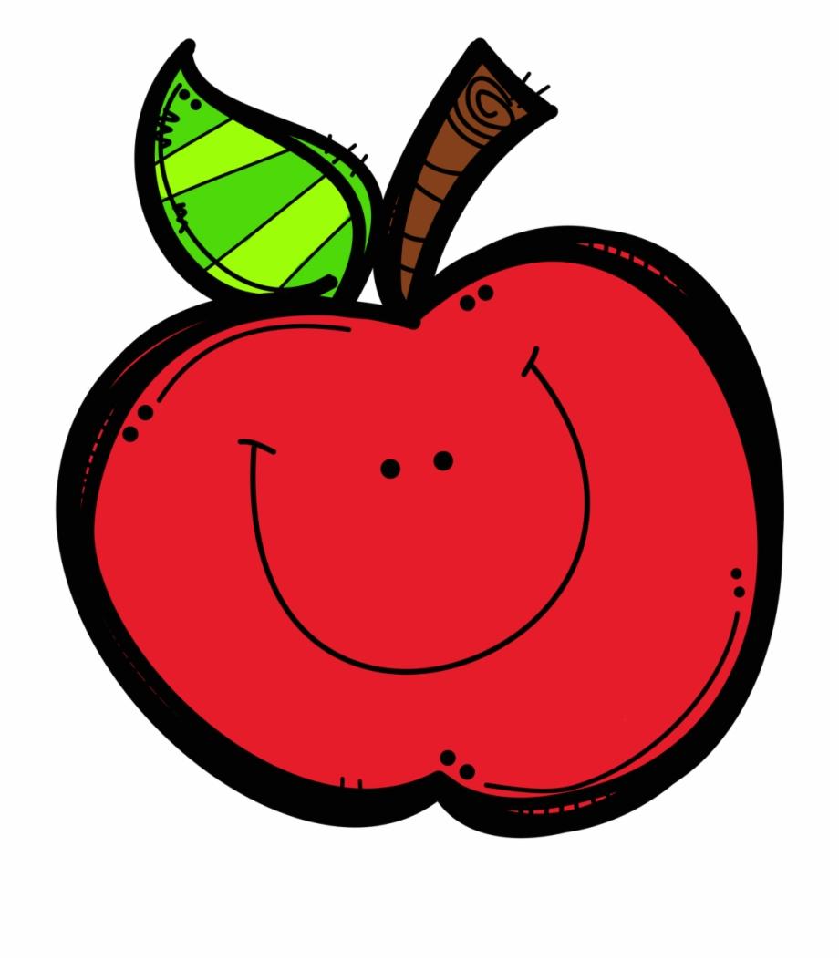 Apples clipart cute. Teacher apple clip art