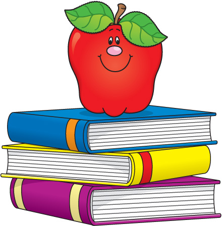 Education teacher apple free. Back clipart clip art