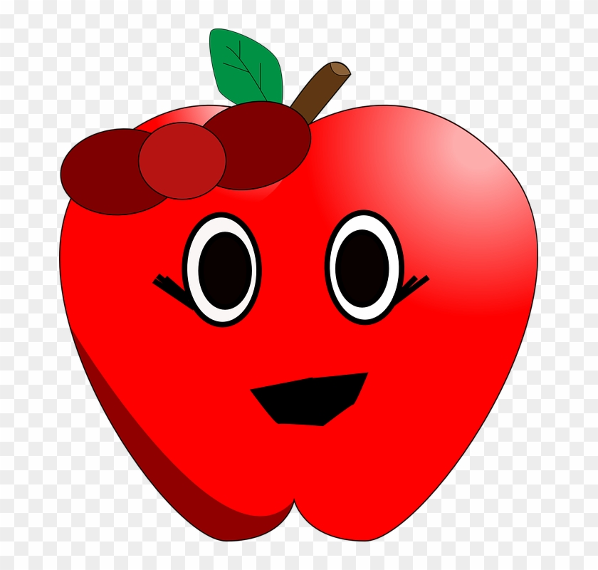 Apples clipart eye. Clip art apple with