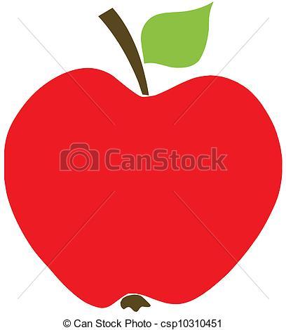 Apple clipart illustration. Free stock illustrations clip