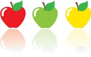 Apple clipart illustration. Free apples image food