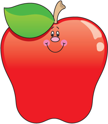 collection of for. Apple clipart kid