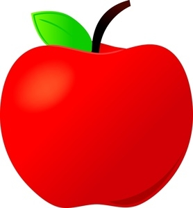 For kids free download. Apple clipart kid