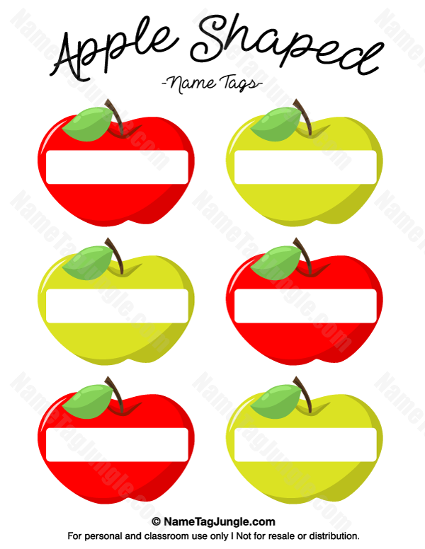 Pin by muse printables. Apple clipart name