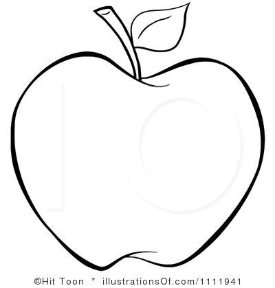 Clip art panda free. Clipart apple outline
