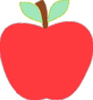 Apples printable