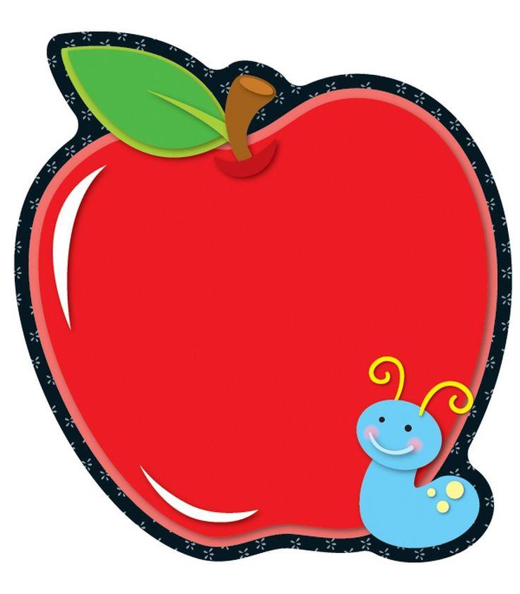 best manzanas images. Apple clipart theme
