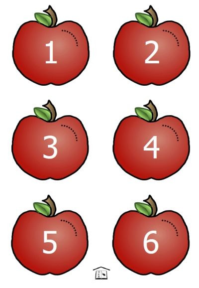 Unique school best apples. Apple clipart theme