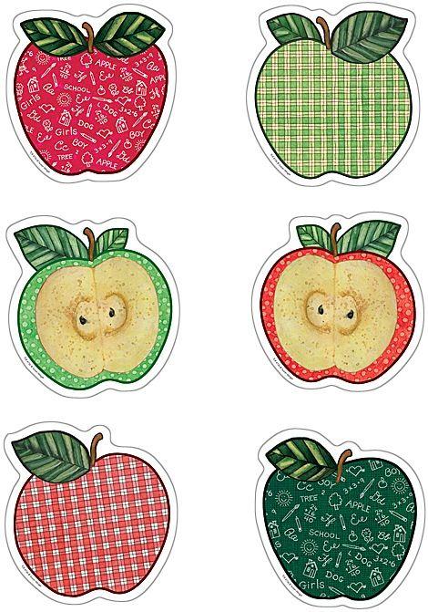 Apple clipart theme.  best classroom images