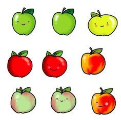 Clip art apples and. Apple clipart theme