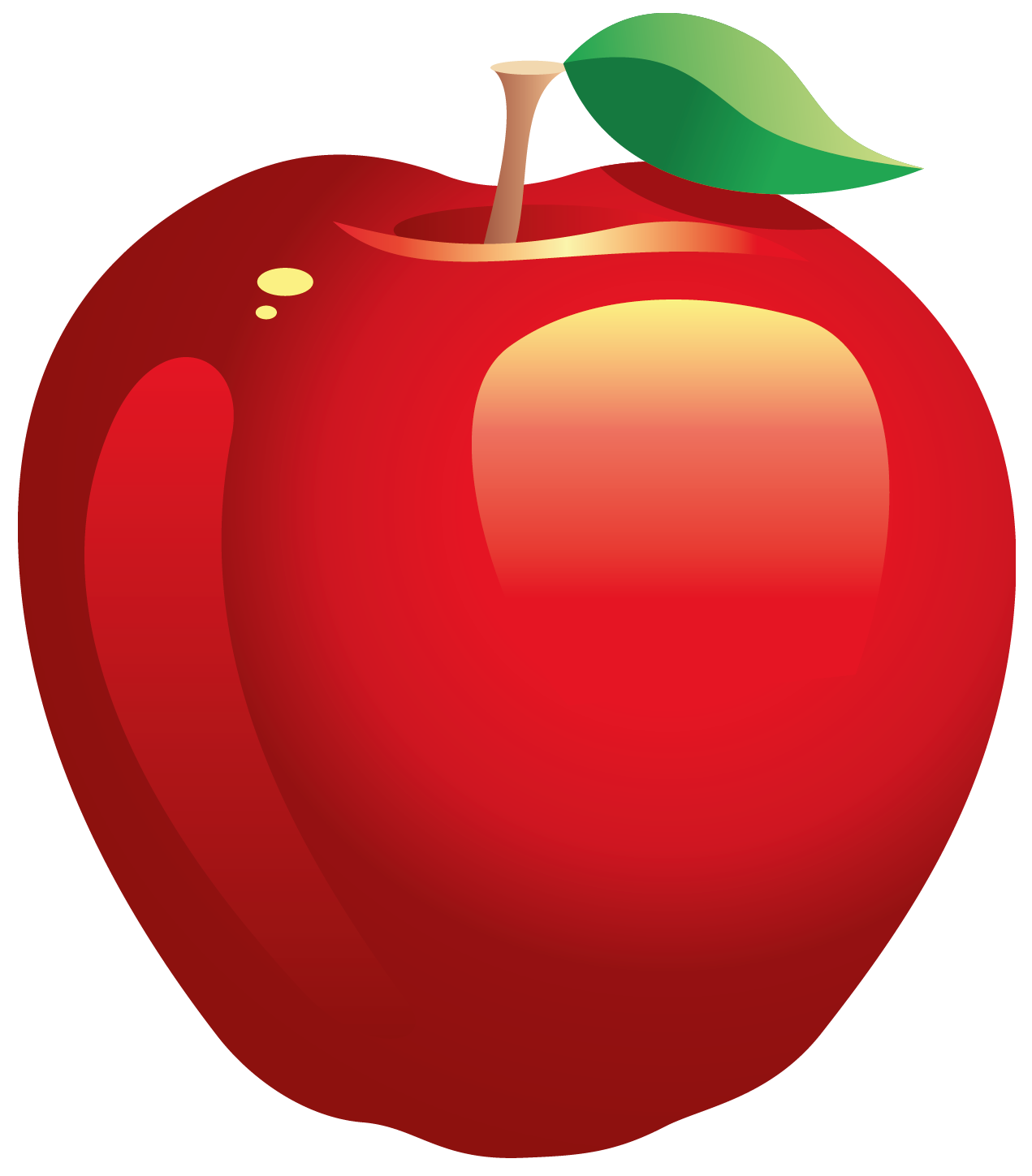Clipart fruit star apple. Free transparent cliparts download
