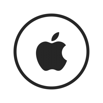 Apple icon png. Vectors psd and clipart