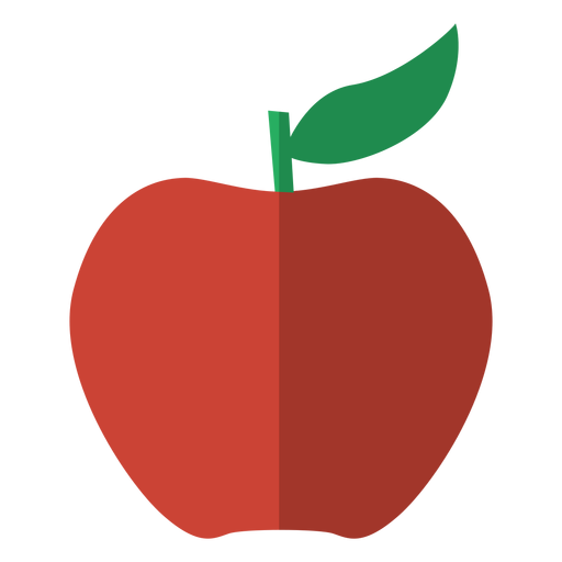 Red fruit transparent svg. Apple icon png