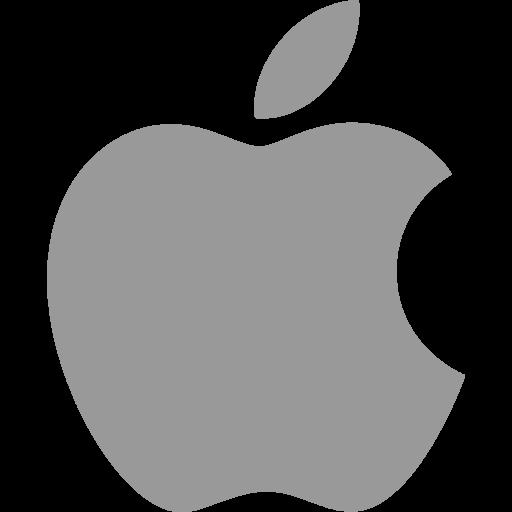 Free social media logos. Apple icon png