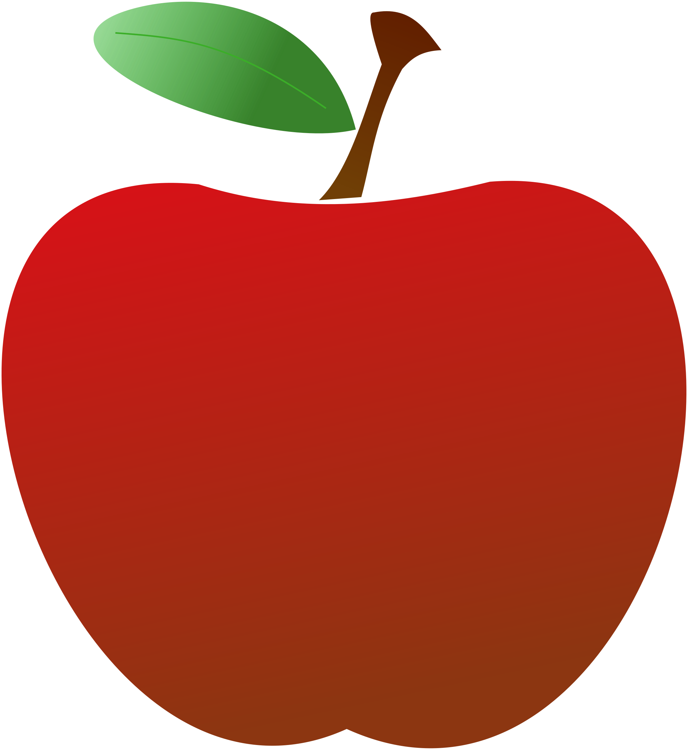 Apples clipart. Teacher apple panda free