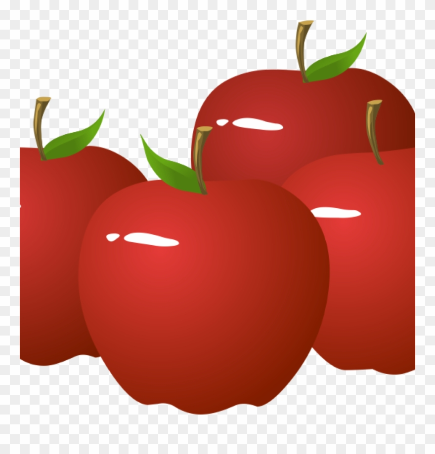 Apples clipart. Free of an apple