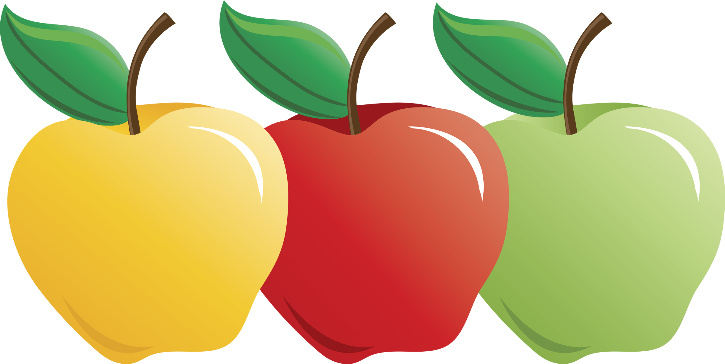 Apple clip art free. Apples clipart