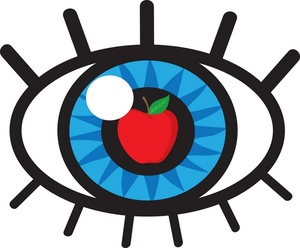 Proverbs chapter verse in. Apples clipart eye