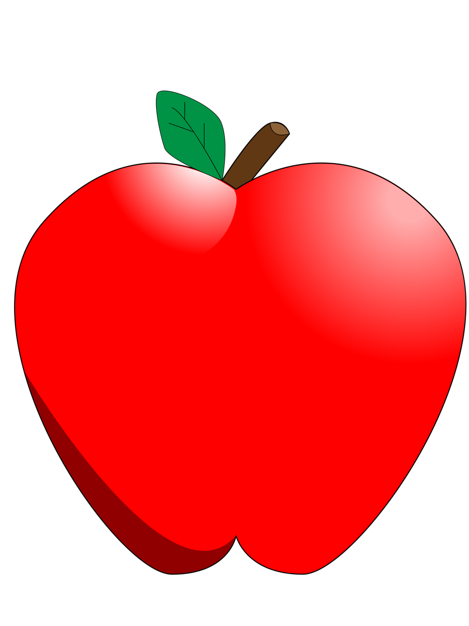 Apple free stock photo. Clipart library background