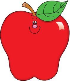 Image result for carson. Clipart apples preschool