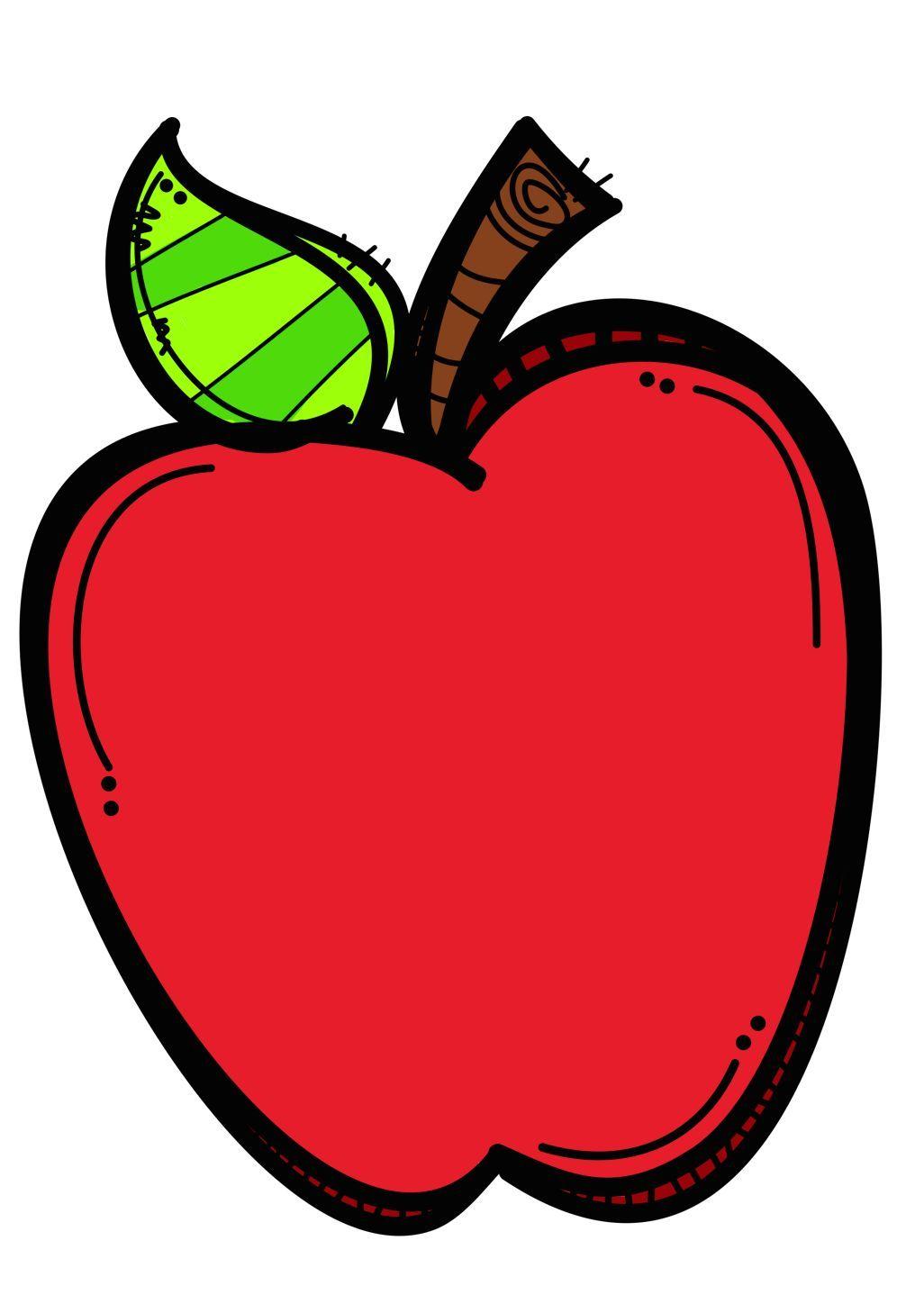 Clipart apples preschool.  f apple