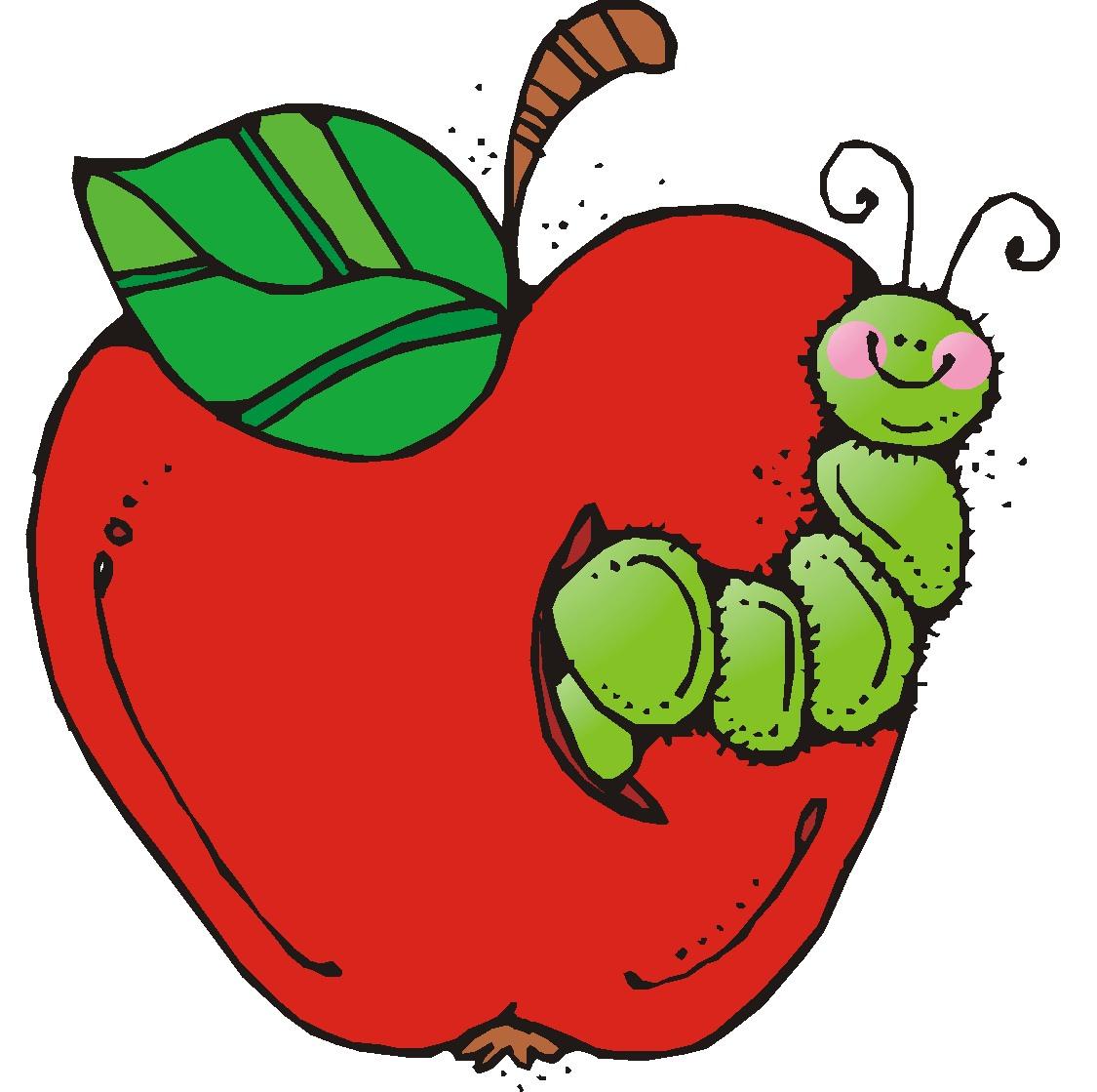 Teacher apple border free. Caterpillar clipart class