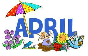 Free cliparts download clip. April clipart