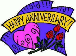 Pinterest . April clipart anniversary