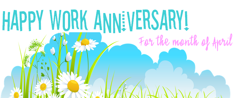 Sparky s notes collins. April clipart anniversary