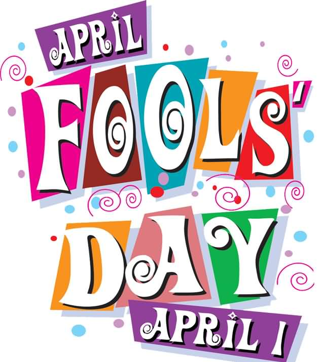 Day . April clipart april fools